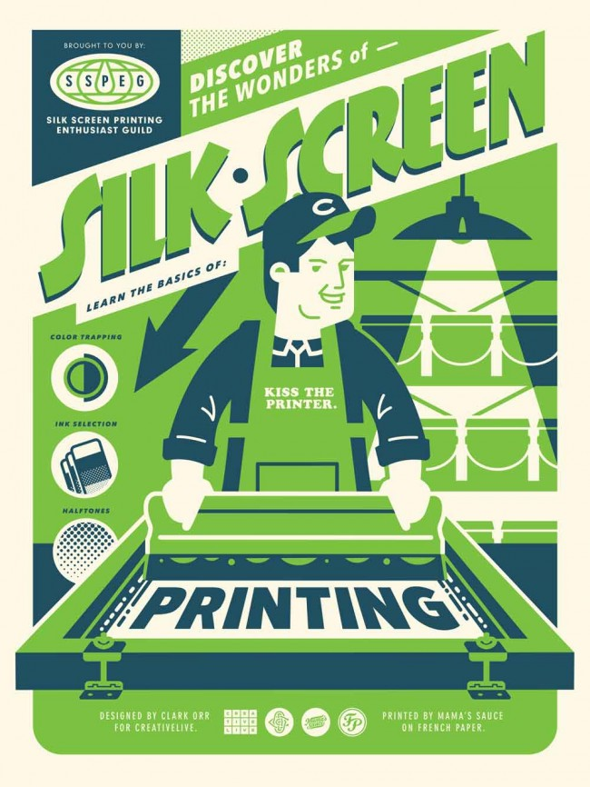 Design a Poster: Weekly Project # 1 with Becky Simpson