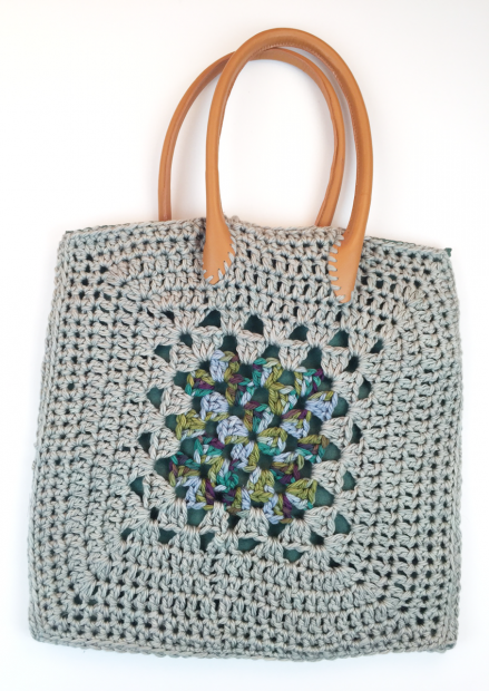 Learn how to crochet a granny square on the CreativeLive blog.