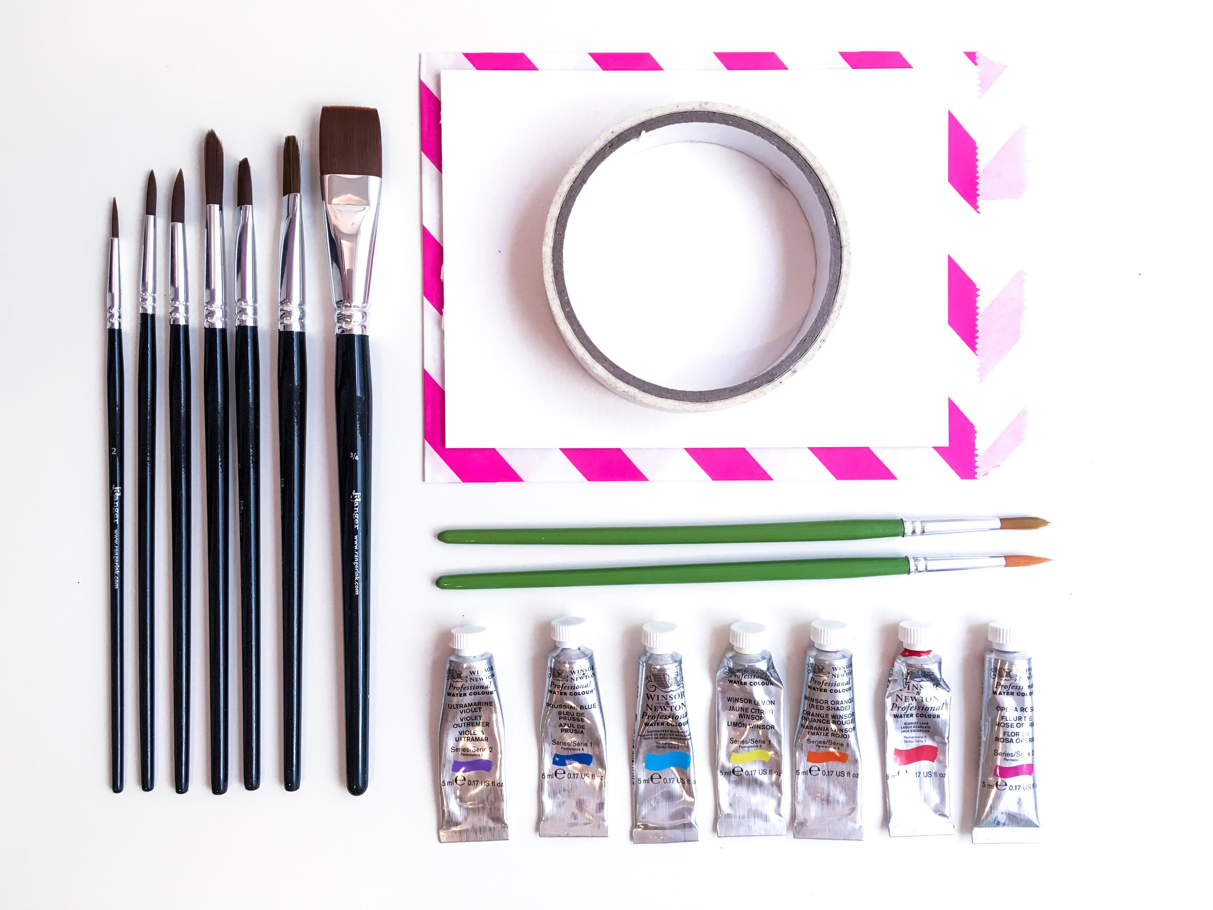 Starting a new hobby in watercolor doesn't need to be daunting. Check out our guide to watercolor for beginners from Natalie Malan on the CreativeLive blog.