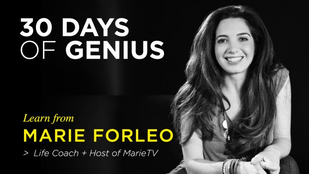 Marie Forleo Figureoutable