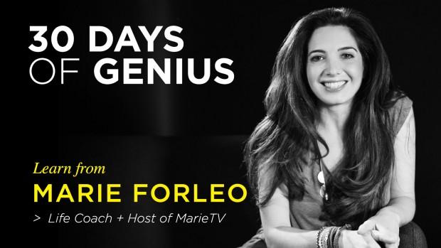 Marie Forleo Figureoutable