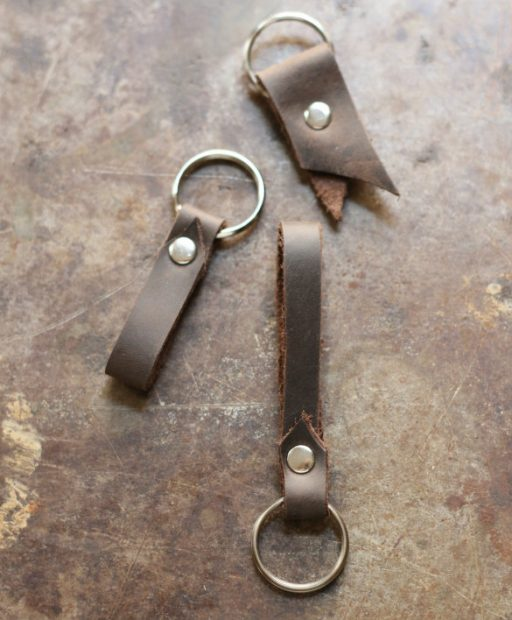 Looking for homemade Father's Day Gifts? Check out the inspiring round-up of upcycled leather crafts on the CreativeLive blog.