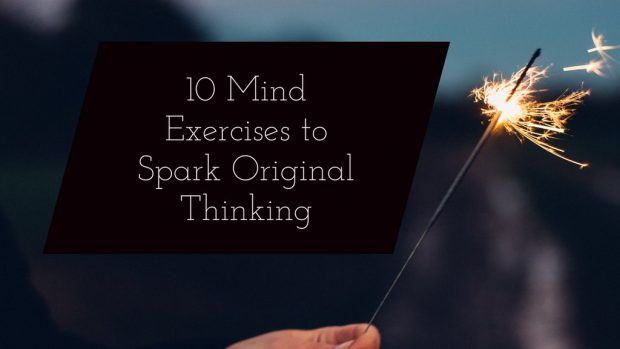 10 creative mind exercises