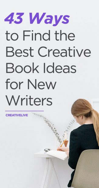 43 Ways To Find The Best Book Ideas