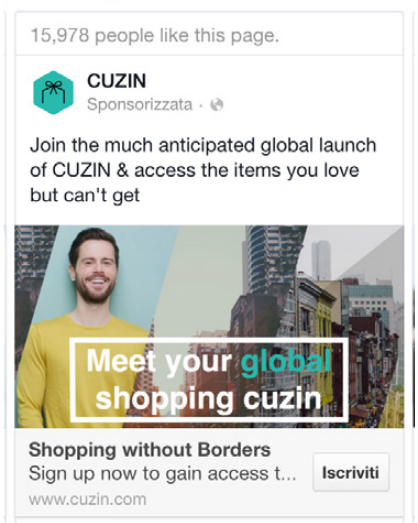 How to Increase Facebook Marketing Conversion Rates with Thematically Matched Images Cuzin