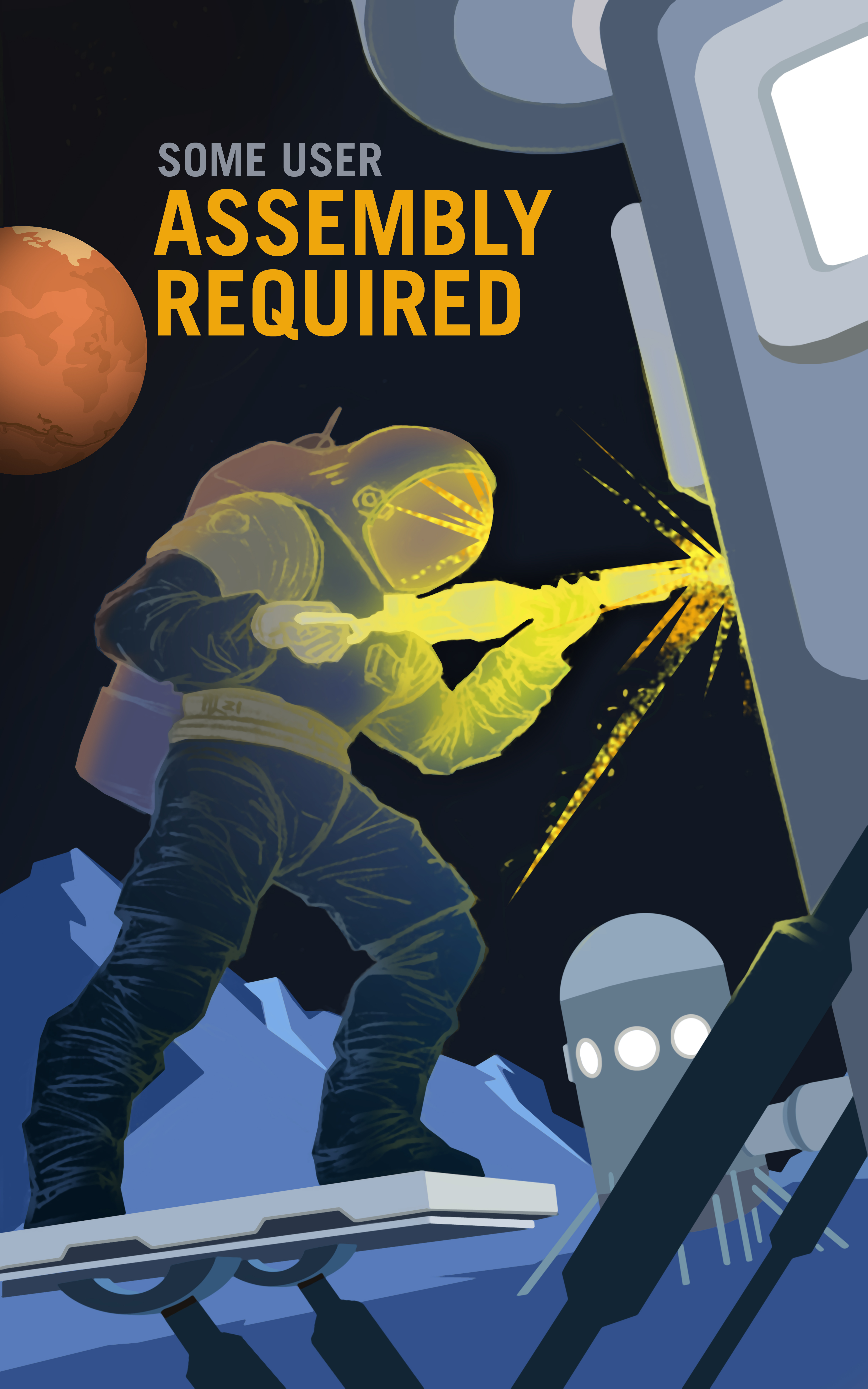 Poster design at its finest: NASA Wants YOU!