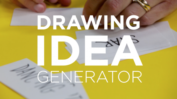 Homemade Drawing Idea Generator Weekly Project 8 With Brooks