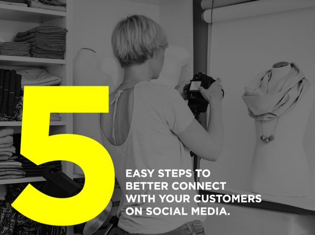 Learn how to get more followers using the 5 steps outlined in an infographic from CreativeLive.