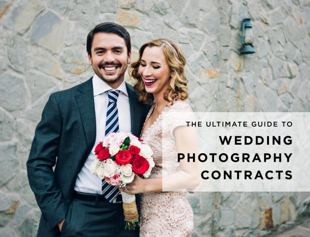 Wedding Photography Contracts Guide - free templates & examples
