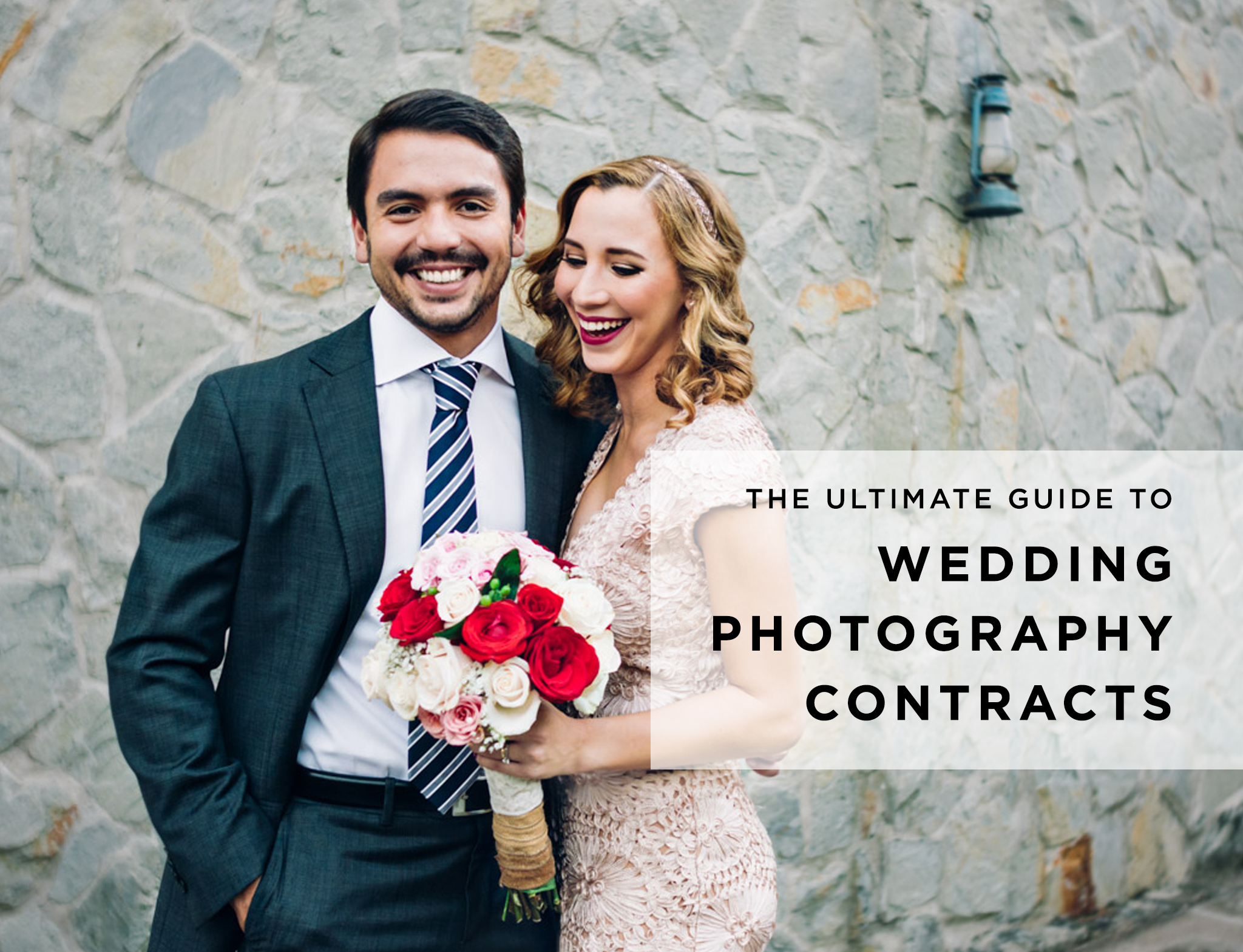 The Ultimate Wedding Photography Contracts Guide Creativelive