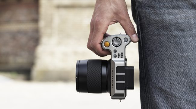 Hasselblad X1d Mirrorless Medium Format Camera