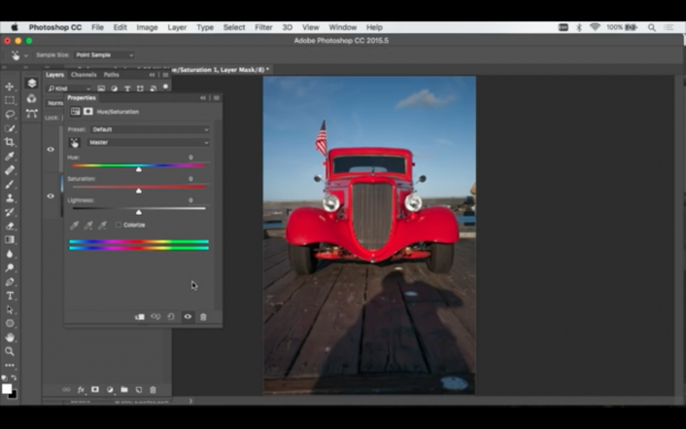 How to replace colors in Photoshop