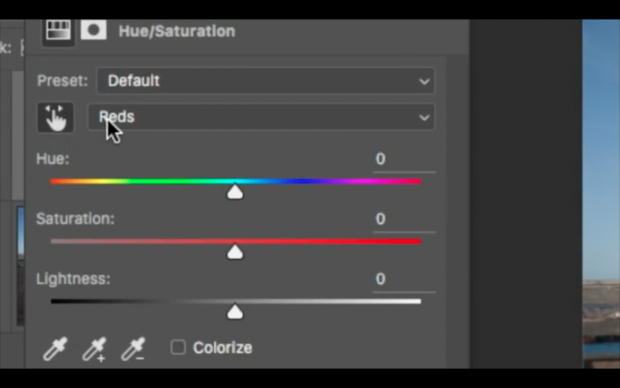 How to replace color in Photoshop