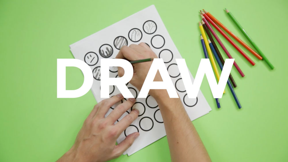 Scribble Drawing Exercise : Drawing exercises that will make anyone an artist