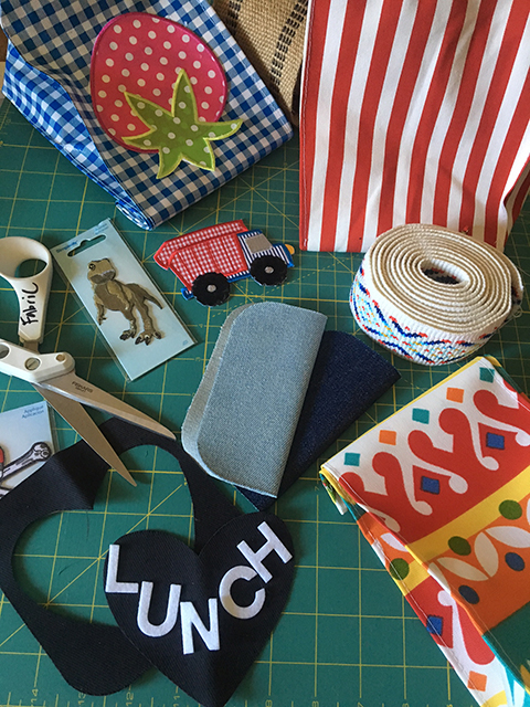 Learn how to make an adorable DIY lunch bag on the CreativeLive blog.