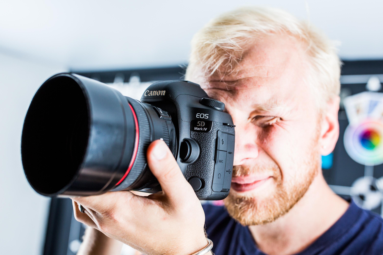 Canon 5D Mark IV Hands On