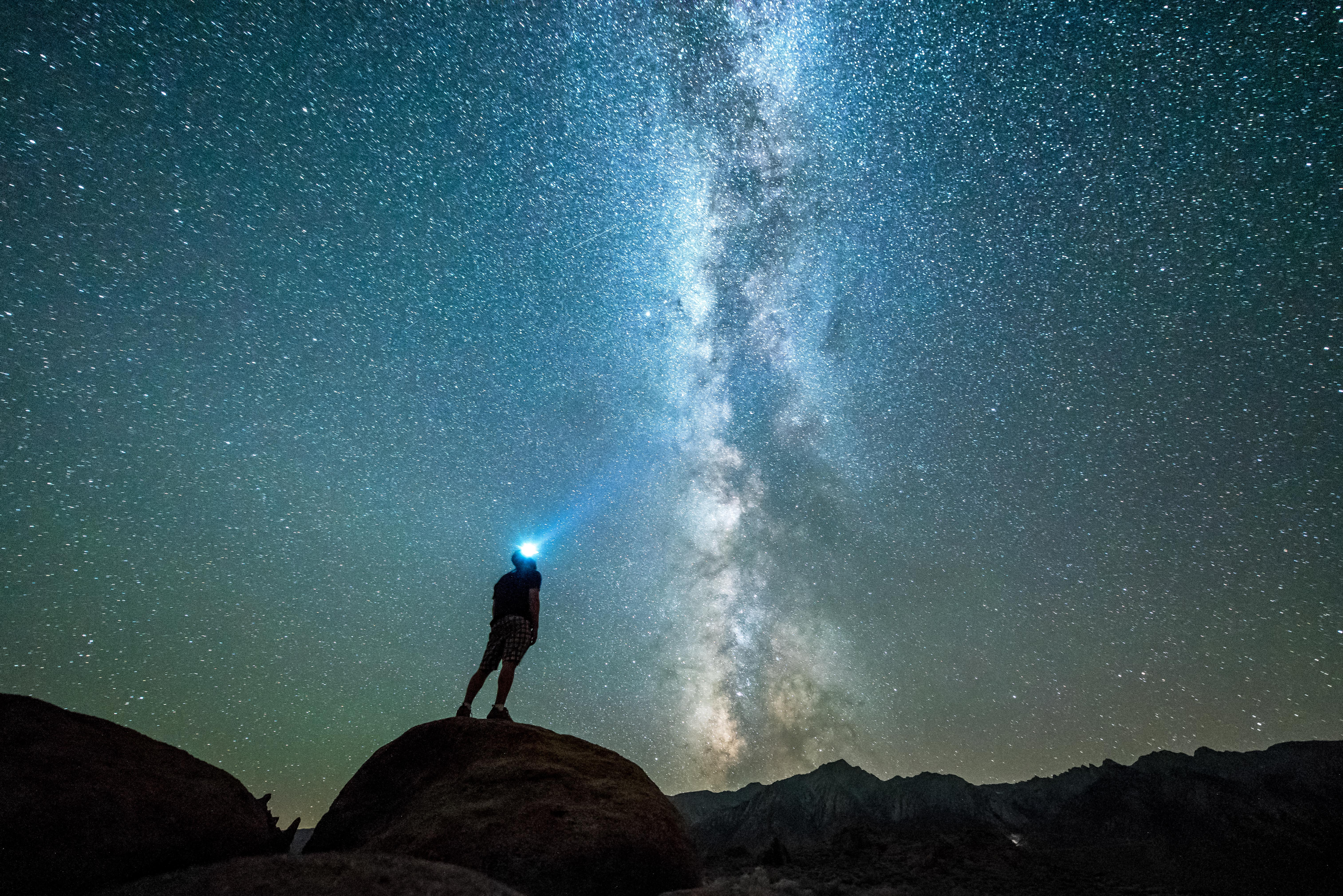 Photographing the Night Sky as part of Night Photography Week