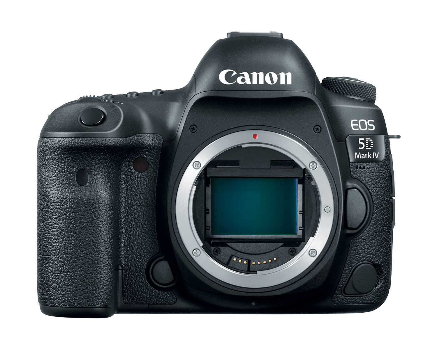 Canon 5D Mark IV Dual Pixel Raw Front