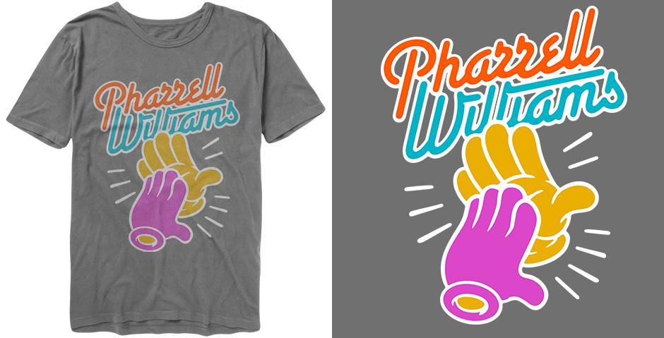 Designing Graphic T-Shirts