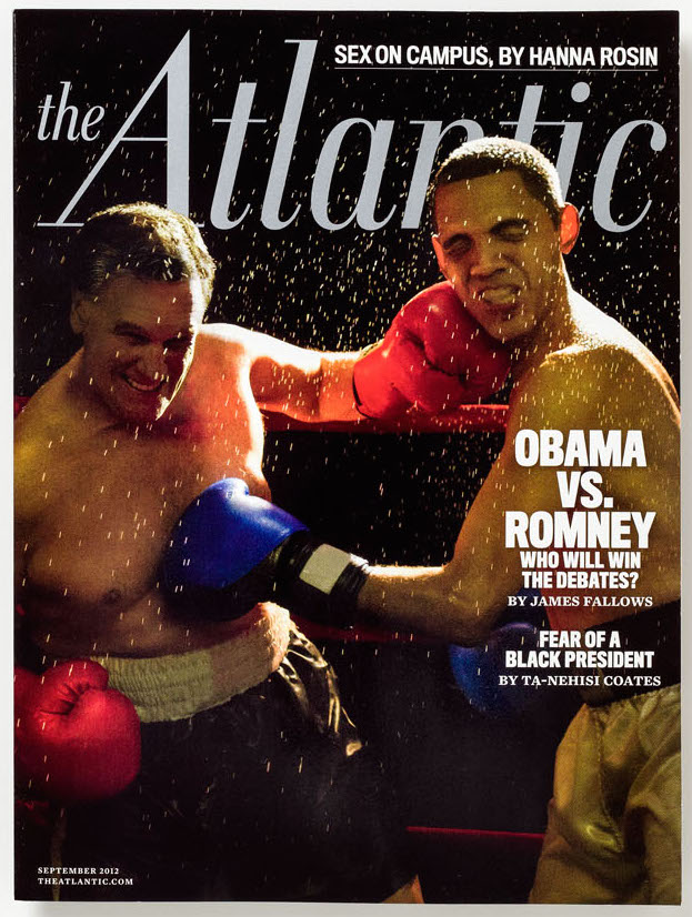 Learn the about the magazine cover design of this issue of the Atlantic