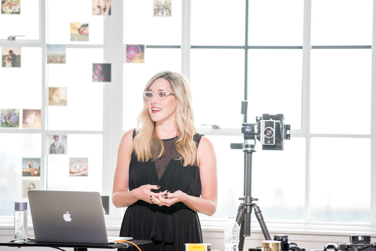 Emily Soto discusses using Pinterest to plan photo shoots.