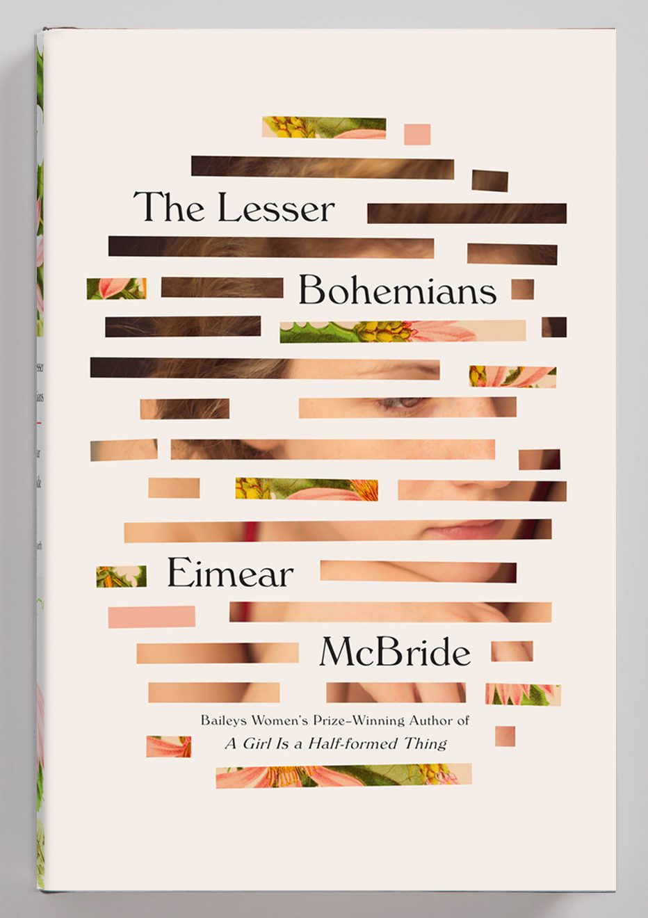 Learn the about the book cover design of The Lesser Bohemians.