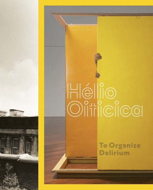 Learn the about the book cover design of Helio Oiticica
