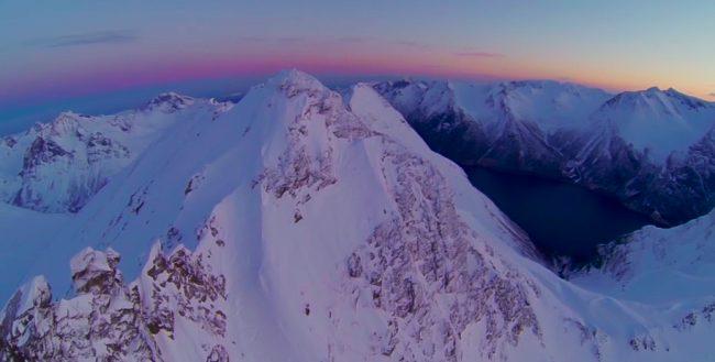 Drone Crash in Norway