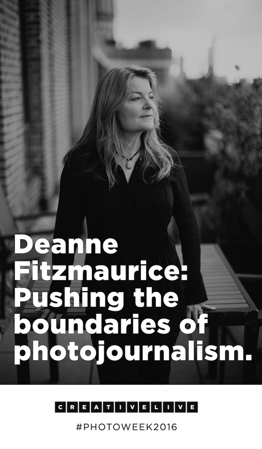 Deanne Fitzmaurice is a Pulitzer Prize winning photojournalist and has some incredible insights into photography, being objective, and telling stories. Check out this blog post that tells how she continues to push the boundaries in photojournalism.