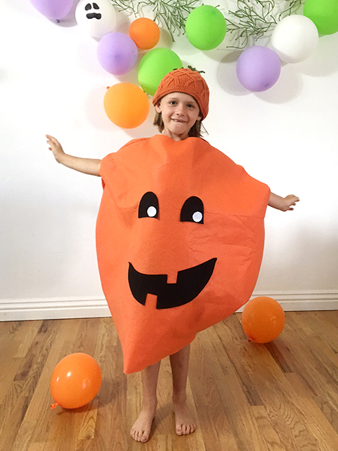 DIY Halloween Costumes for Kids: Check out the CreativeLive blog for 4 looks you can create in an afternoon.