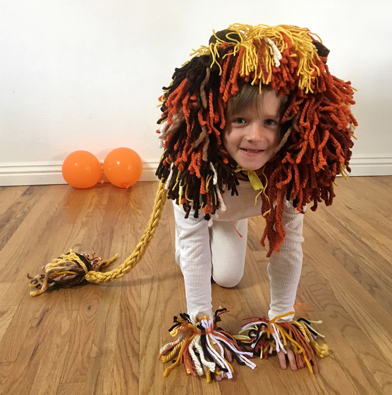 DIY Halloween Costumes for Kids: 4 Adorable, Easy Looks