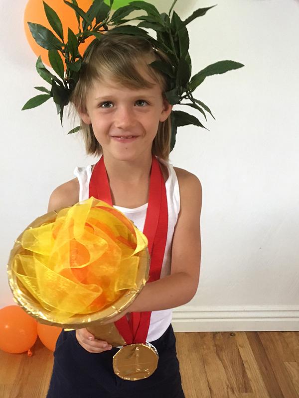 DIY Halloween Costumes for Kids: 4