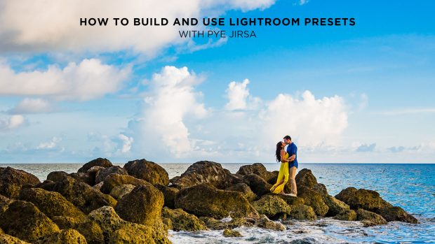 161026_Photo_Pye Jirsa_How to Build and Use Lightroom Presets_Course GFX_Text_1600x900