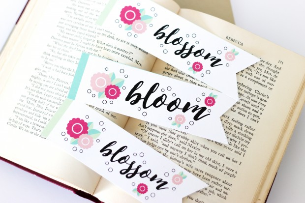 Pretty-Spring-Bookmark-Printables-6-620x413