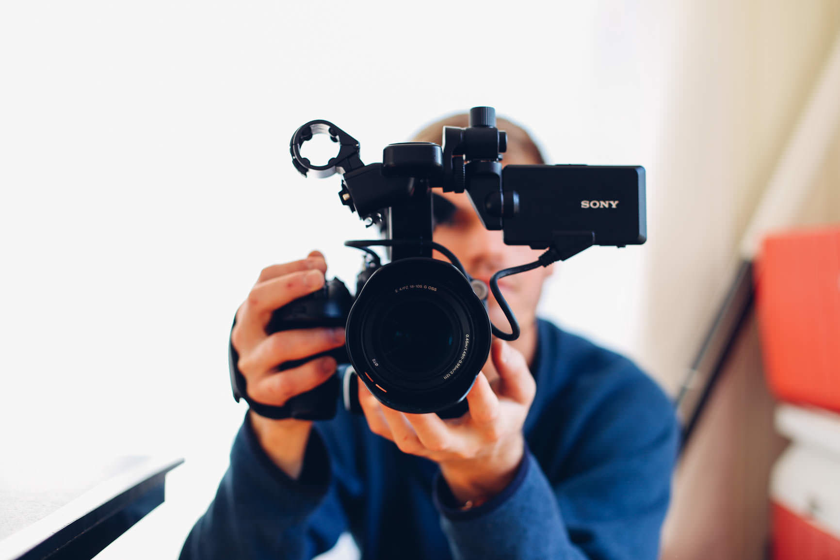 Photographer who wants to learn videography