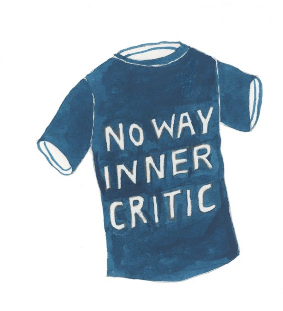Martha Rich offers tips on silencing your Inner Critic.