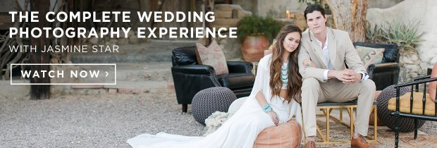 Wedding Photography with Jasmine Star