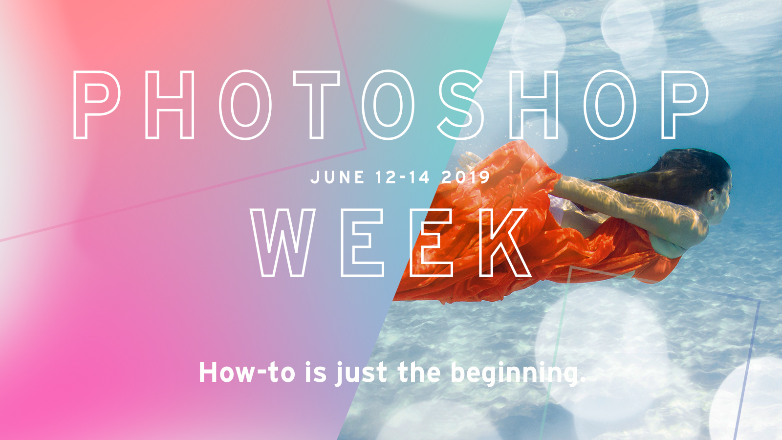 Photoshop Week 2019: The Tools You Actually Need