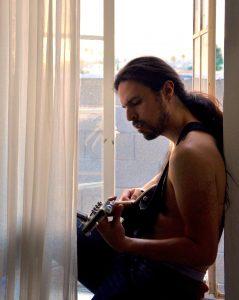 Metal Musician, Michael Nolasco