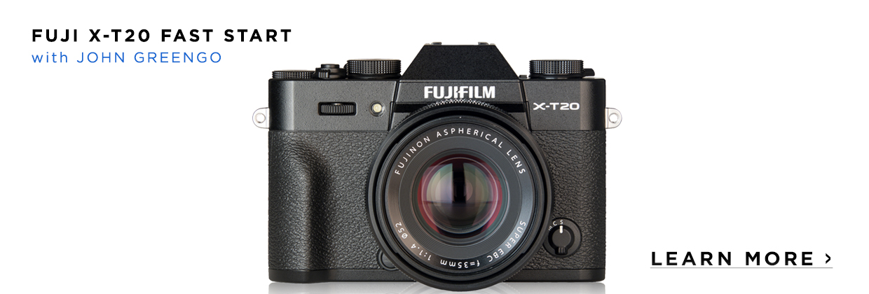 The Fujifilm X Approach — An Insiders Take — CreativeLive Blog