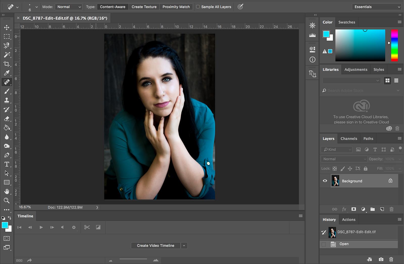 retouching photos skin retouching lightroom vs photoshop. Black Bedroom Furniture Sets. Home Design Ideas