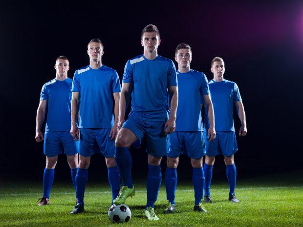 sports team photography