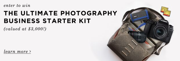 The ultimate photography business starter kit