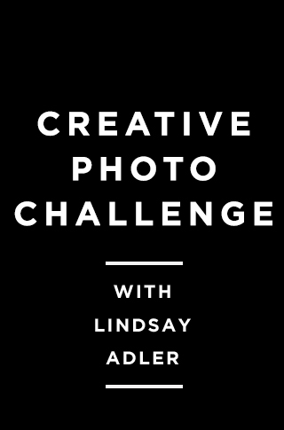 Creative Photo Challenge with Lindsay Adler