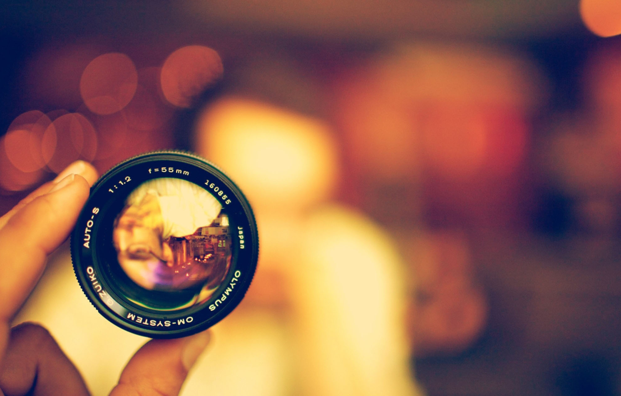 How to Create a Bokeh Background in your Photography