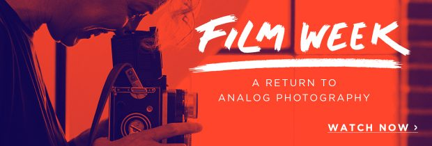 Film Week - A return to analog