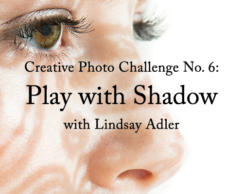 Creative Photo Challenge - Play With Shadow