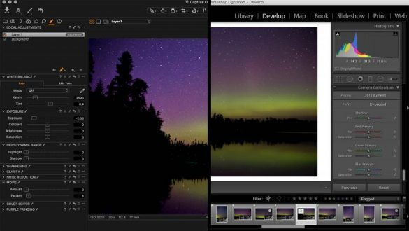 Lightroom vs. capture one