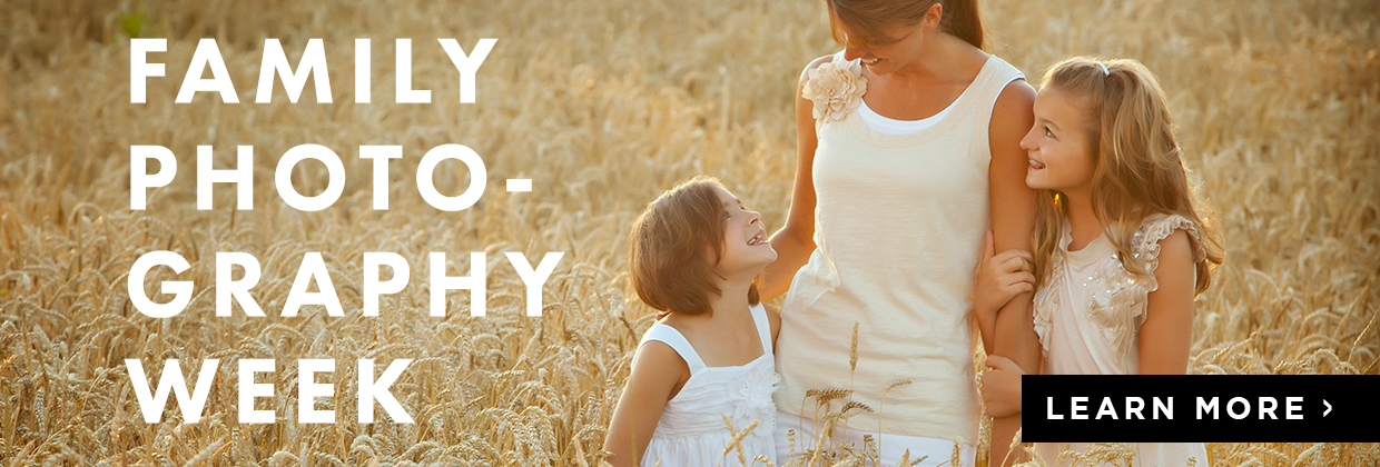 Learn more about family photography.