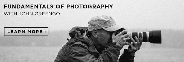 Learn common photography terms and more with John Greeno today
